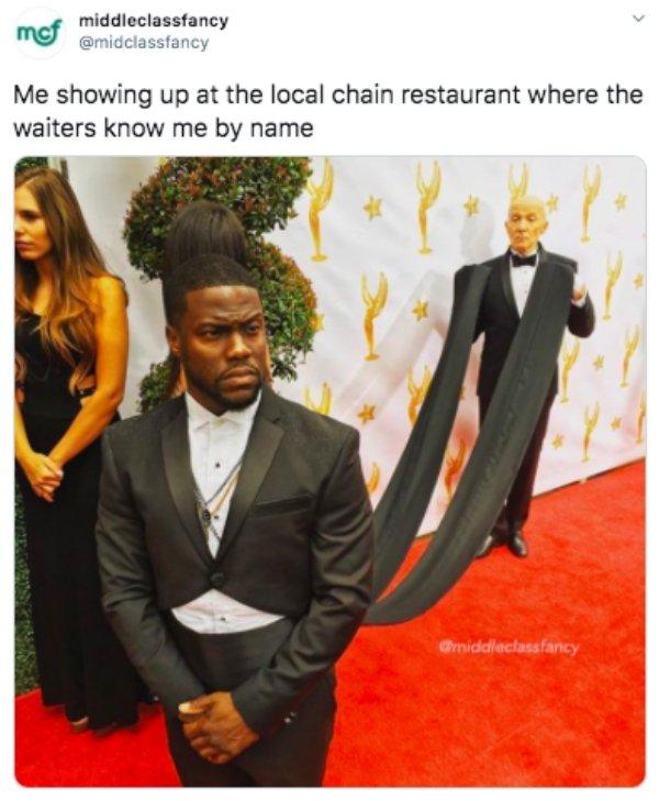 """""""Middle Class Fancy"""" Memes (31 pics)"""