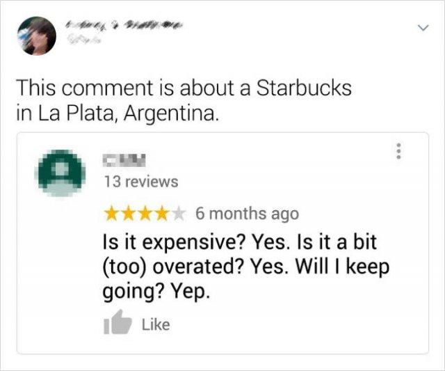 Online Reviews (15 pics)