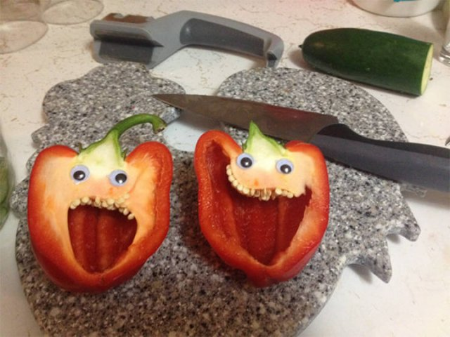 Googly Eyes On Different Things (21 pics)