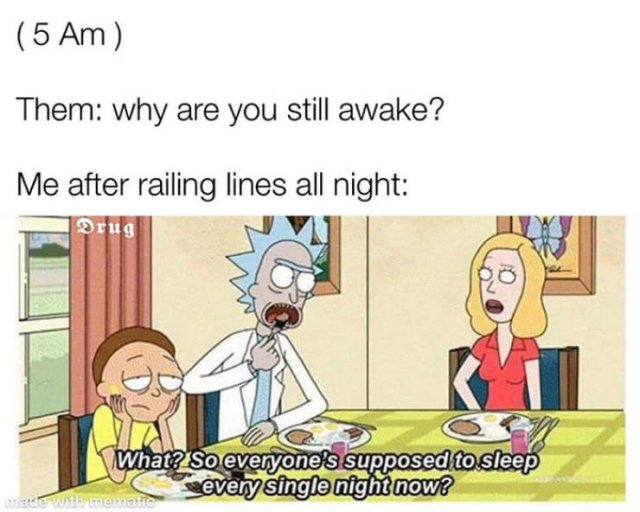 Meth Memes (19 pics)