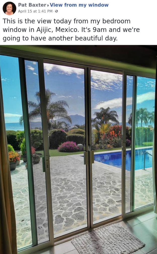 People Show Views From Their Windows (36 pics)