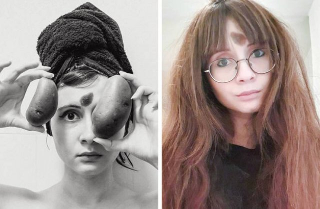 People With Unusual Appearance (21 pics)