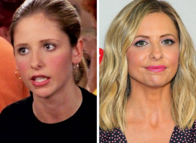 """These Celebrities Once Appeared On """"Sex And The City"""" (12 pics)"""