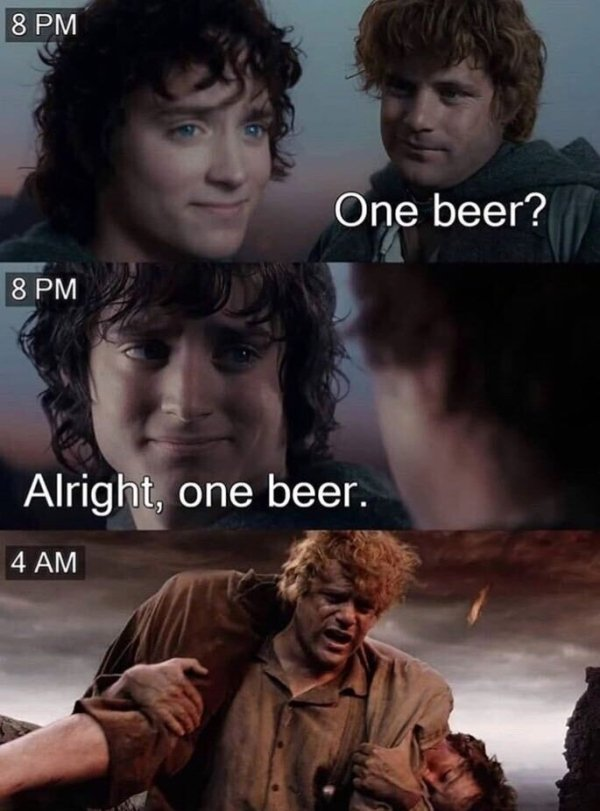 Alcohol Memes And Pictures (25 pics)