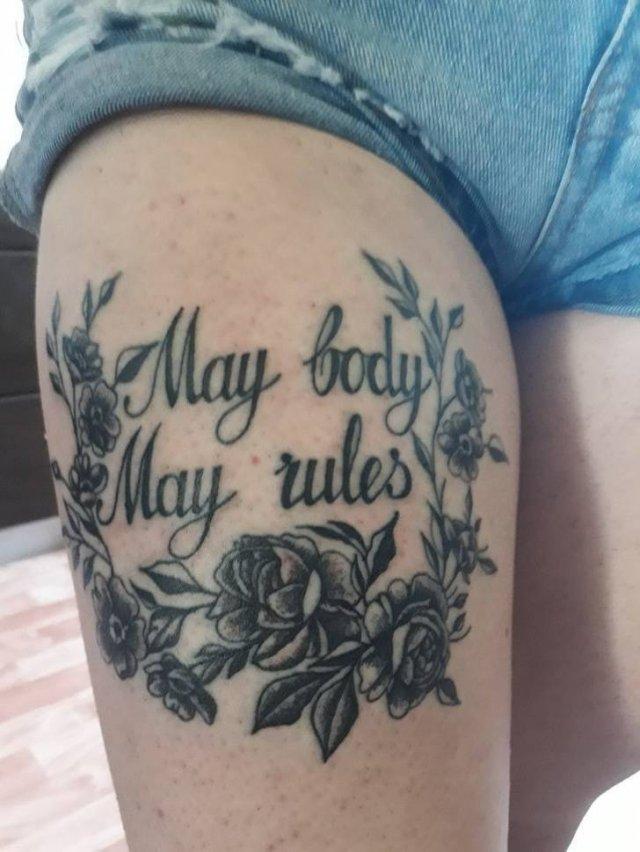 Bad Tattoos (15 pics)