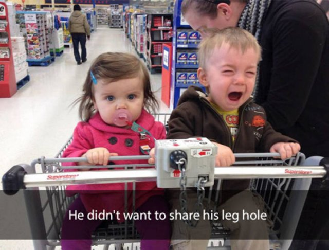 Why Children Cry (21 pics)