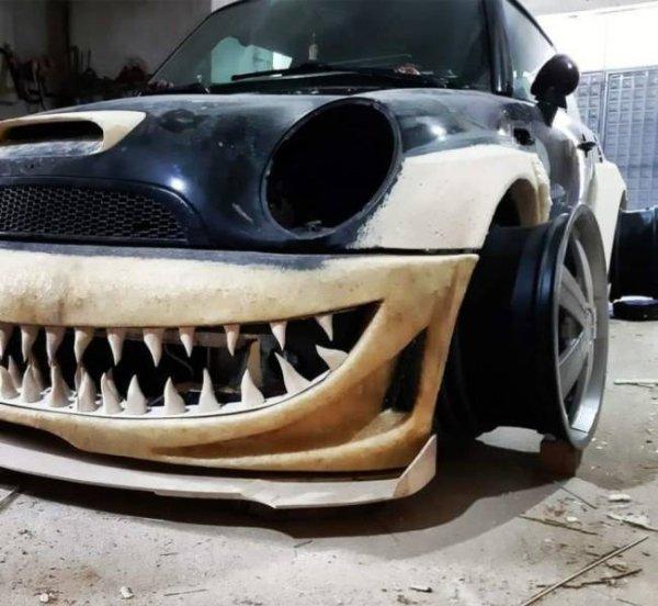 Weird Cars (34 pics)