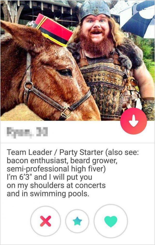 Weird Dating Profiles (19 pics)