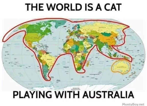 Funny Maps (29 pics)