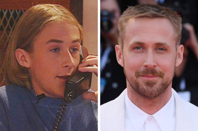 Celebrities: Then And Now (24 pics)