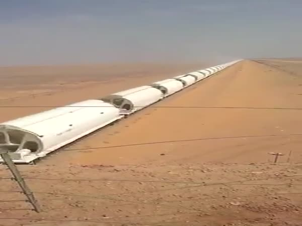 How Long Is This Train?