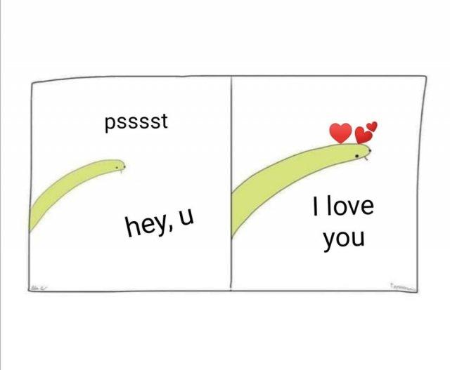 Flirtatious Memes (32 pics)