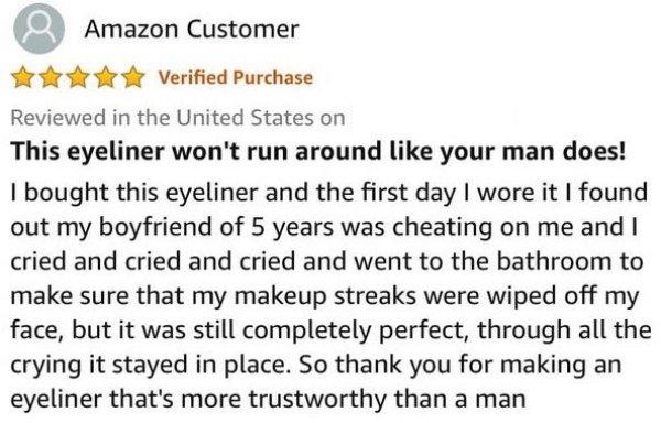 Amazon Reviews (28 pics)