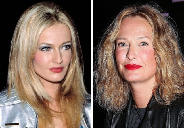 '90s Models: Then And Now (14 pics)