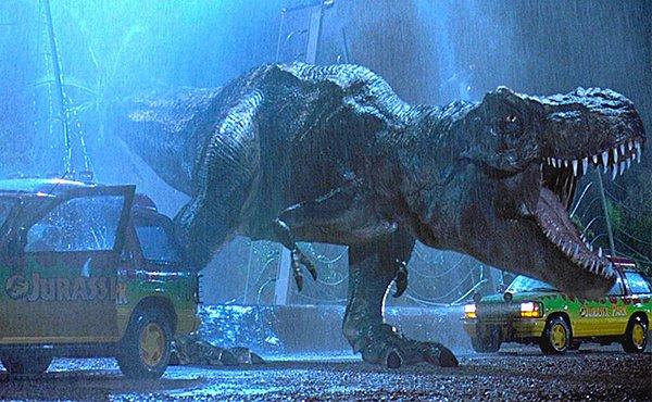Jurassic Park Facts (22 pics)