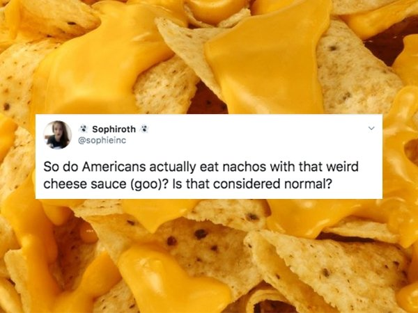 Non-Americans Still Don't Understand American Food (24 pics)