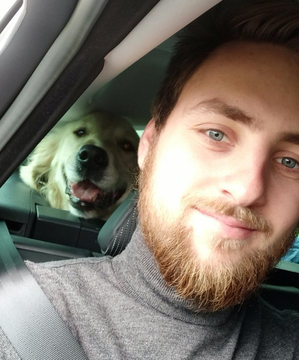 Selfies With Pets (29 pics)