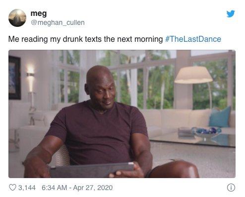 #TheLastDance Tweets (31 pics)