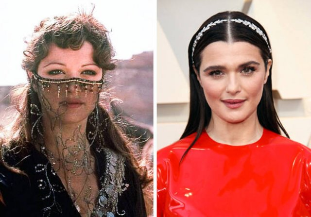 """The Mummy"" Cast: Then And Now (11 pics)"