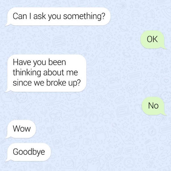 Tweets About Exes (16 pics)