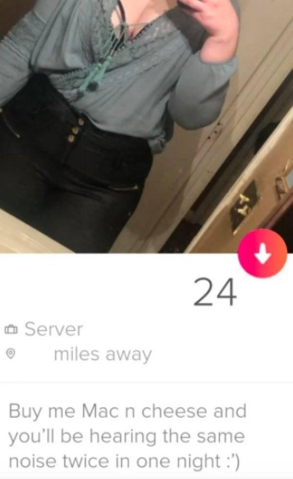 Shameless Tinder People (33 pics)