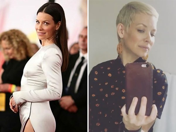 Celebrities Who Dramatically Changed Their Looks (17 pics)