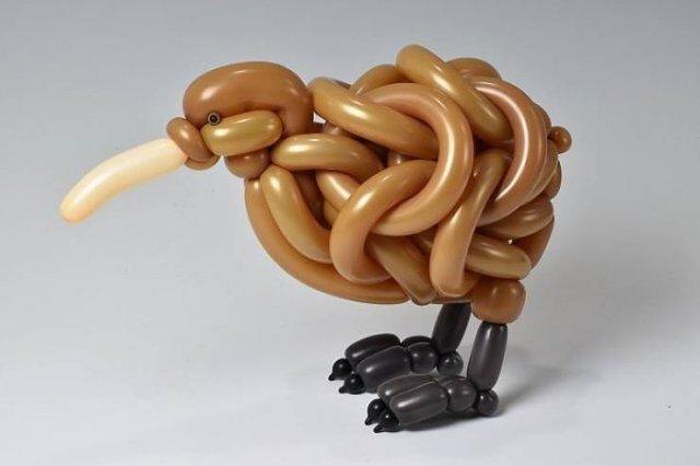 Balloon Sculptures (30 pics)