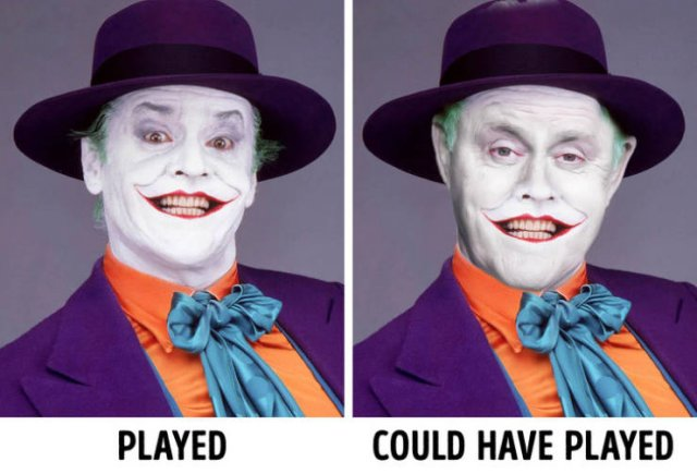 Movie Roles That Could Have Played By Other Actors (20 pics)