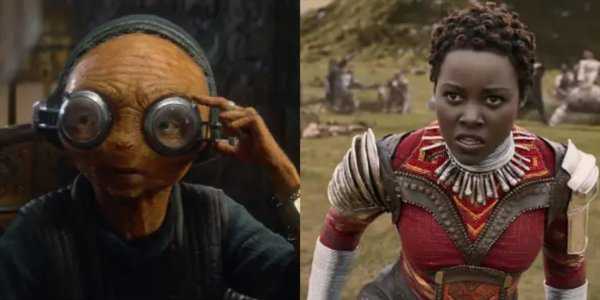 Actors Who Have Appeared Both In Star Wars And Marvel Movies (28 pics)