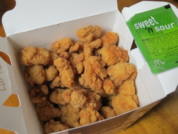 Great Fast Food You've Probably Forgot About (19 pics)
