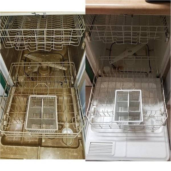 Things Before And After Cleaning (25 pics)