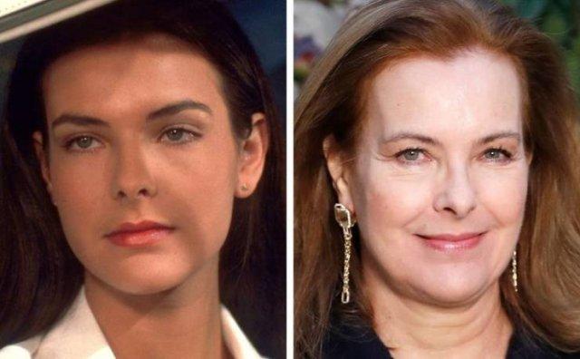 Beautifully Aging Celebrities (18 pics)