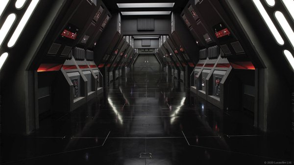 Star Wars Zoom Backgrounds (31 pics)
