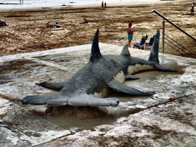 Sand Sculptures By Andoni Bastarrika (38 pics)