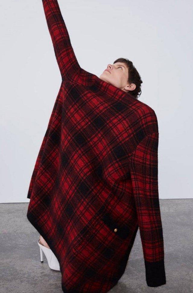 Weird Zara Models Poses (26 pics)
