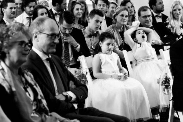 Kids And Weddings (31 pics)
