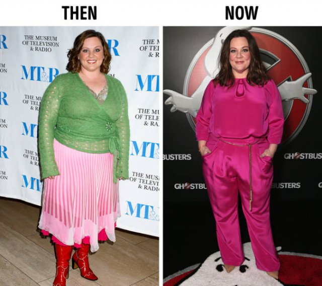 Celebrities: Great Weight Loss (10 pics)