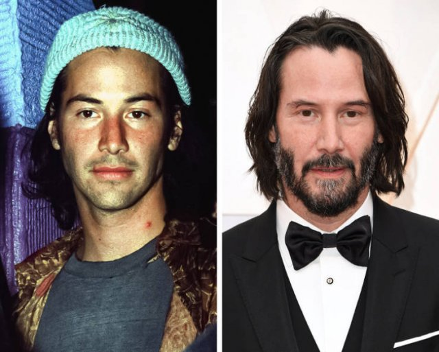 '90s Men Celebrities: Then And Now (18 pics)