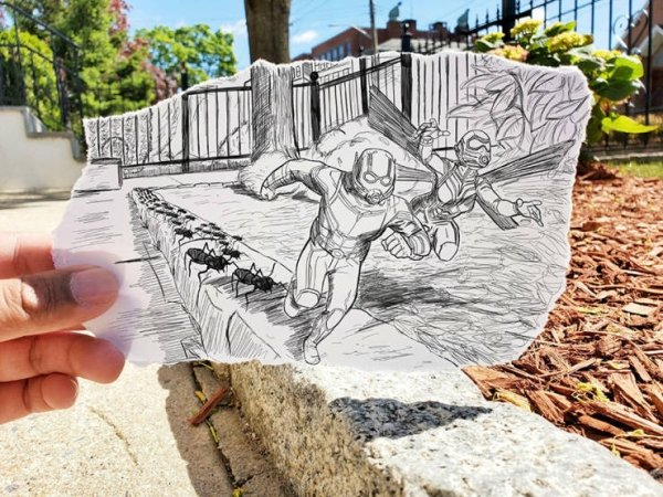 Amazing People And Their Talents (33 pics)