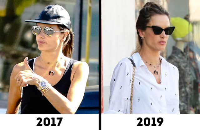 Celebrities Who Love Particular Clothes (17 pics)