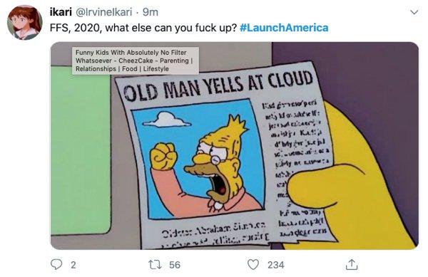 #LaunchAmerica Tweets (26 pics)