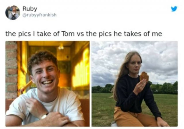 Pictures Of Each Other: The Difference Between Men And Women (28 pics)