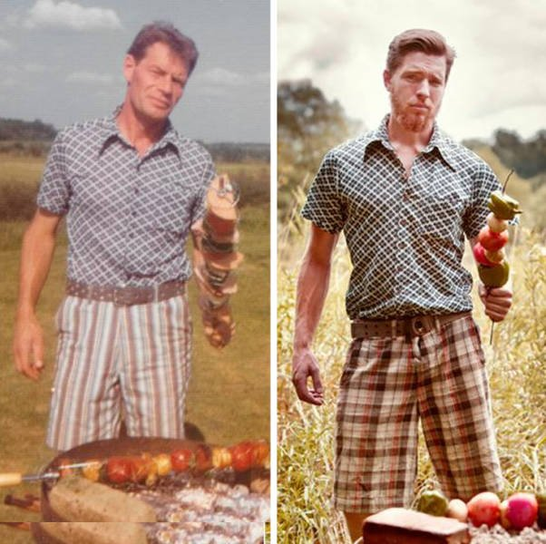Great Vintage Clothes (21 pics)