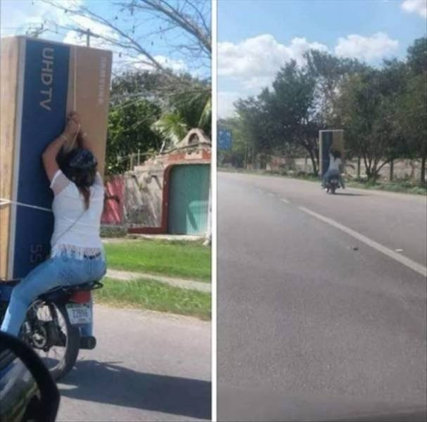 People Doing Strange Things (32 pics)