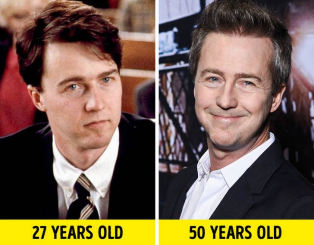 Male Celebrities Who Have Aged Well (22 pics)