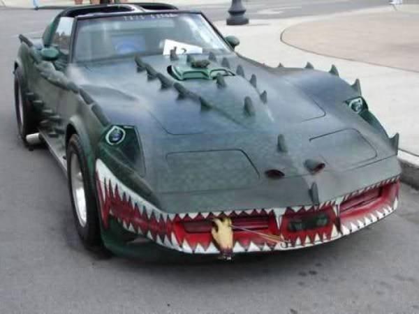 Weird Cars (37 pics)