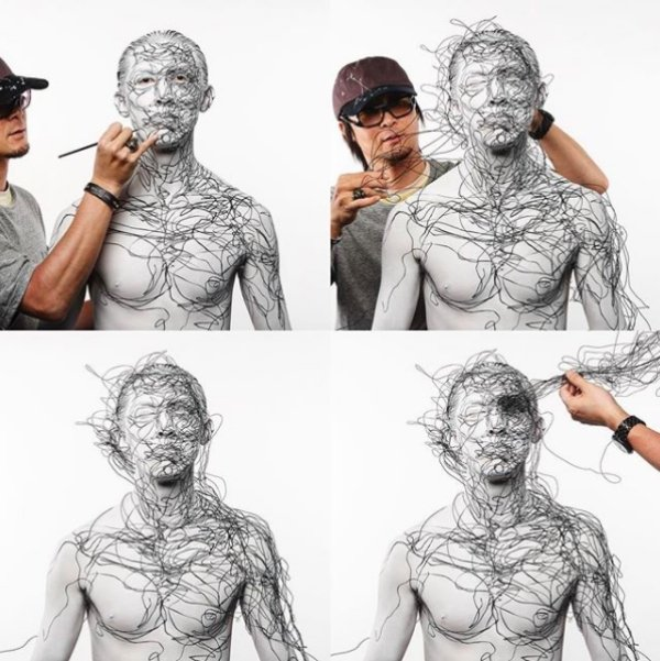 Special Effects Makeup (31 pics)