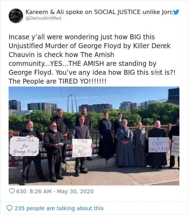 George Floyd Protests Photos (35 pics)