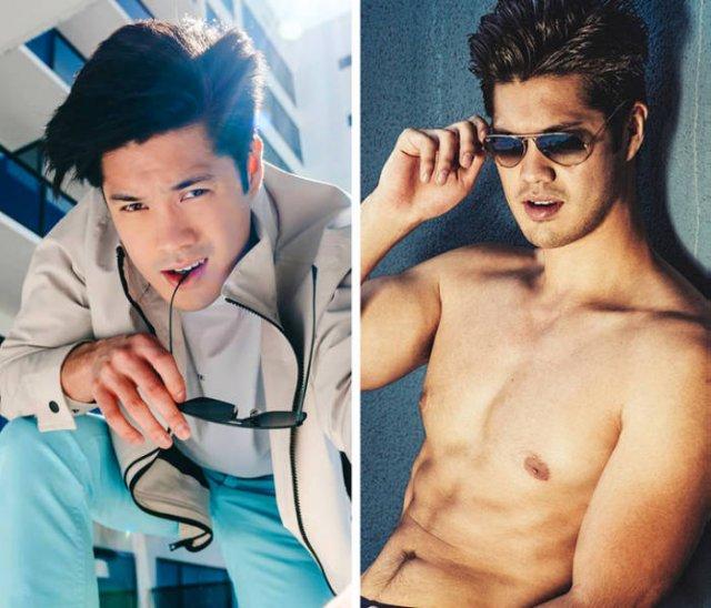 Mixed Race Male Celebrities (19 pics)