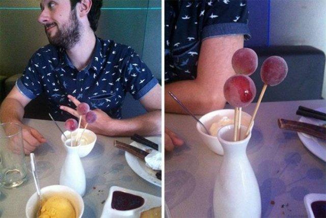 Weird Ways Of Food Serving (35 pics)